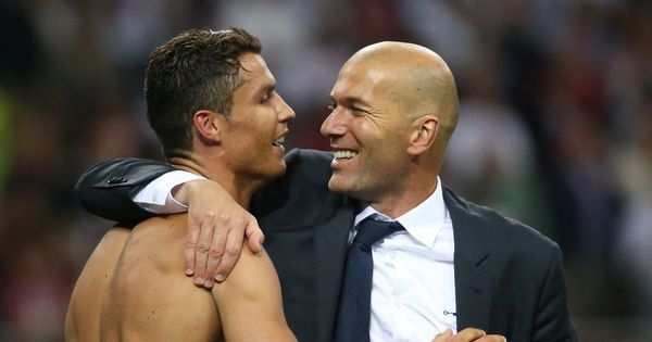 Ronaldo '120%' fit for Champions League final, says Real Madrid manager Zidane