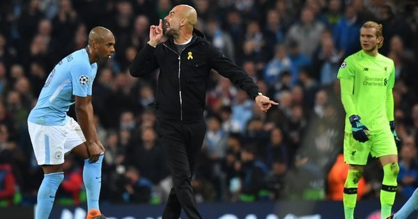 Uefa to probe Pep Guardiola for 'improper conduct', Liverpool in dock for crowd trouble
