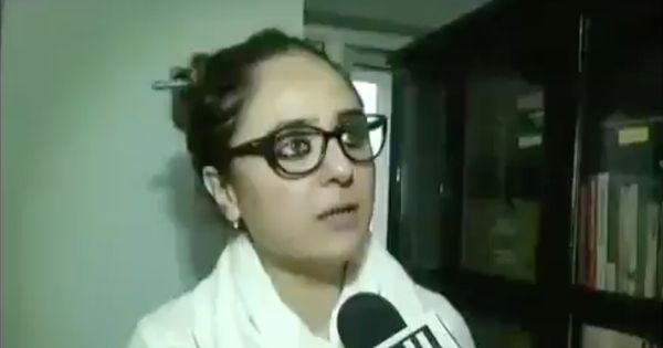 Watch: Kathua victim's lawyer alleges she is being threatened by members of Jammu Bar Association