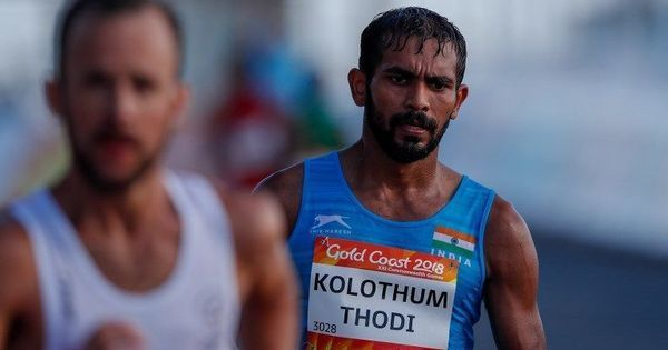 Olympic-bound race walker KT Irfan among five athletes to test positive for Covid-19: Report