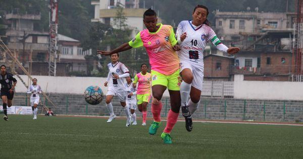 Prameshwori, Mandakini score in extra-time to send Eastern Sporting Union to IWL final
