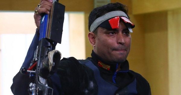Shooting national trials: Sanjeev Rajput dominates qualification round in 50m 3-position rifle event