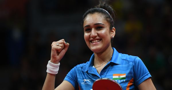 Table tennis: After Dronacharya snub for her coach, Manika Batra vows to work harder