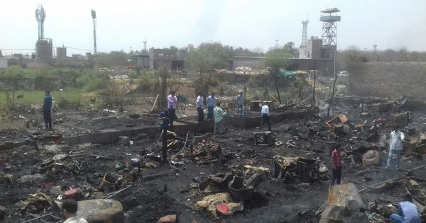 Delhi Rohingya camp fire: Prashant Bhushan files police complaint against BJP youth leader
