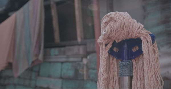 Watch: Are you a mop? They have replaced human beings in this endearing music video