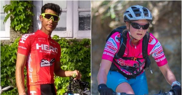 MTB Shimla 2018: David Kumar, Sarah Appelt dig deep to defend titles