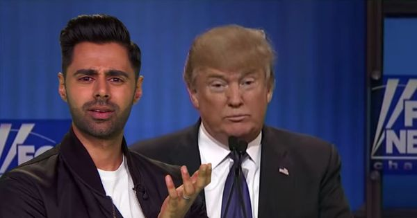 Watch: Comedian Hasan Minhaj cattily breaks down the process by which Donald Trump can be impeached