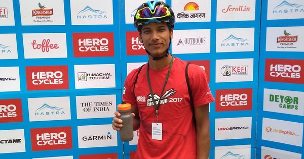 MTB Shimla 2018: David Kumar's rise from cycle mechanic to 'King of the Shivaliks'