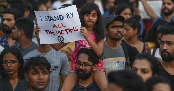 Mumbai: Congress worker alleges she was molested during rally to protest Kathua and Unnao rapes