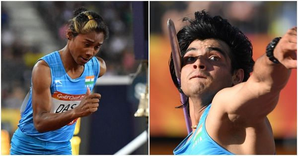 Hima Das, Neeraj Chopra resume outdoor training at Sports Authority of India centre in Patiala