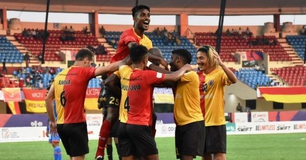 Super Cup: Dudu Omegbemi scores the only goal as East Bengal down FC Goa to reach final