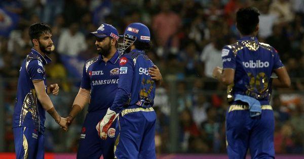MI vs SRH, Live: Mumbai bowls first against Bhuvneshwar-less Sunrisers