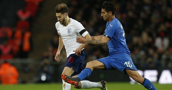 Adam Lallana travels to South Africa, hoping to save World Cup dream