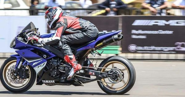 Mumbai riders dominate, but Hyderabad's Riyaz is deemed 'fastest' at The Valley Run 2018
