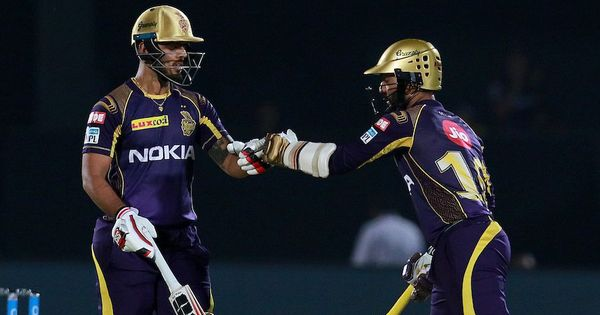 RR vs KKR, as it happened: Kolkata top table with comfortable 7-wicket win over Rajasthan