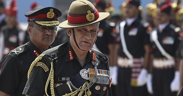 View from Kashmir Observer: Ray of hope in remarks by Indian army chief, his Pakistani counterpart