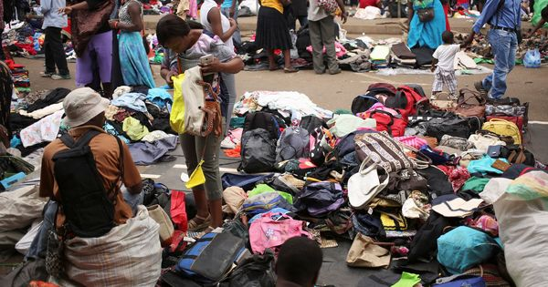 Trump administration's petty policy position on used-clothes trade with Africa could harm the US