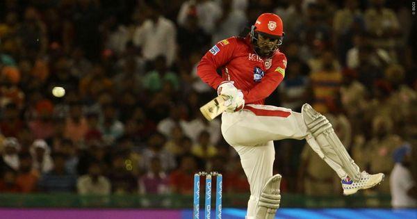 IPL 11, KXIP vs SRH, live: Chris Gayle brings up fifty after KL Rahul, Mayank Agarwal fall