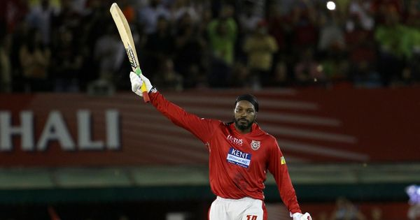 KXIP vs SRH, as it happened: Gayle storm blows Sunrisers Hyderabad away