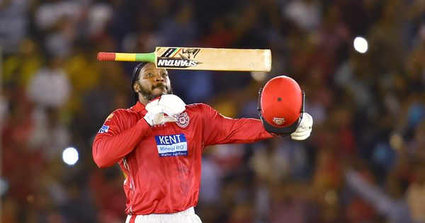 'Virender Sehwag saved the IPL by picking me': Chris Gayle after hitting 1st century of 2018 season
