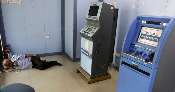 As India's ATMs run dry, digital payment companies make a killing – again