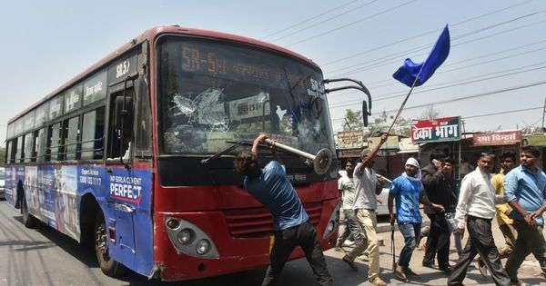 Madhya Pradesh: Two more arrested for violence in Morena district during April 2 Bharat Bandh