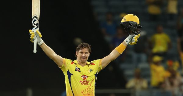 IPL 11: Watson slams century in Chennai Super Kings' commanding 64-run win over Rajasthan Royals