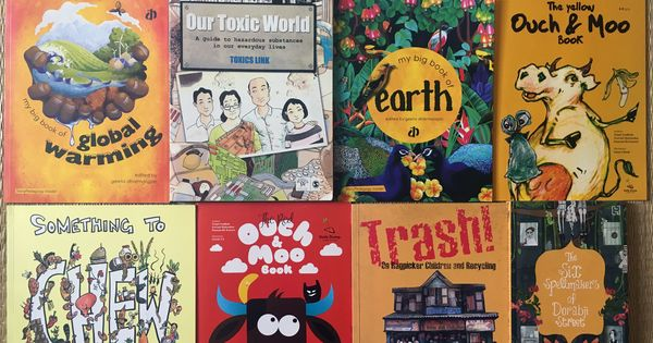 Earth Day: Nine Indian books that teach children (and adults) the need to protect the environment