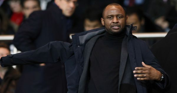 Returning to Ligue 1 was always an objective, says new Nice coach Patrick Vieira