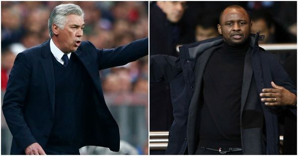 Carlo Ancelotti, Patrick Vieira and other contenders to take over at Arsenal after Arsene Wenger