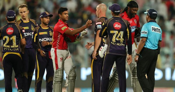 IPL 2018, KKR vs KXIP, as it happened: Gayle, Rahul power Punjab to nine-wicket win in rain-hit game
