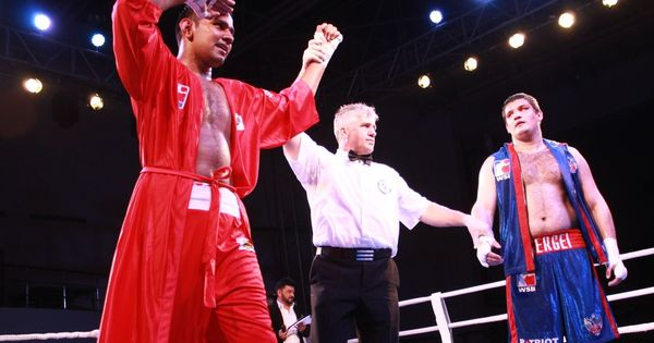 Three Indian boxers enter semi-finals of Chemistry Cup, assured of medals