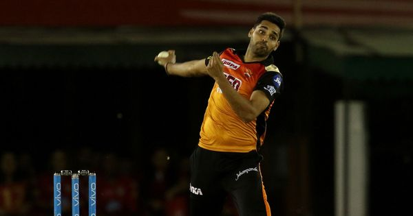 Bhuvneshwar Kumar credits experience and improved fitness for his overall performance