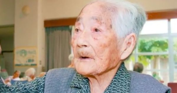 World's oldest person, a 117-year-old Japanese woman, dies