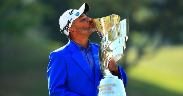 'This will sink in': Panasonic Open Golf champ Rahil Gangjee relieved to win a title after 14 years