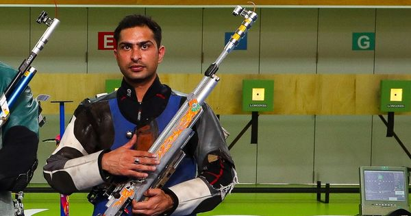 ISSF World Cup: Ravi Kumar, Arjun Babuta miss out on podium finish in the 10m air rifle final