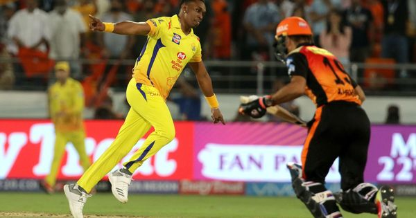 IPL 2018, SRH v CSK, as it happened: Rayudu, Bravo star in Super Kings' thrilling win