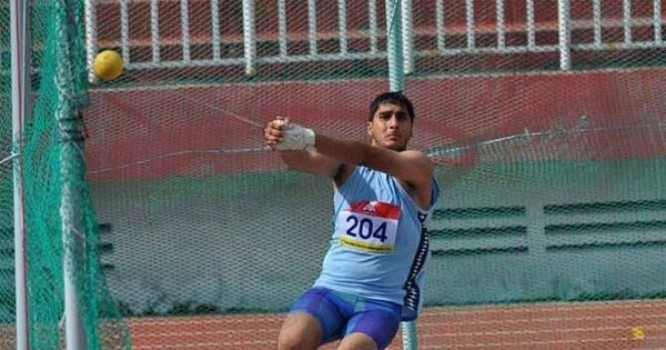 Junior Federation Cup: Ashish Jhakar shatters national under-20 record in hammer throw