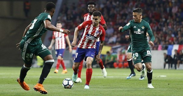 Atletico Madrid draw with Real Betis to leave Barcelona closer to La Liga title