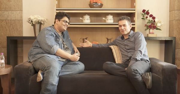 Watch: Tanmay Bhat interviews the Chief Business Officer of YouTube. It's serious, not funny
