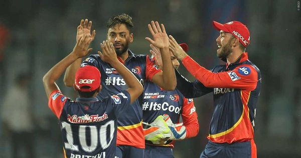 IPL 11, DD vs KXIP Live: Kings XI lose wickets at regular intervals after resting Gayle