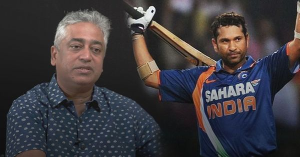 Video: 'Failed, succeeded, for us he was always 'apla' Sachin': Rajdeep Sardesai on Sachin Tendulkar