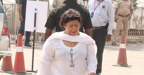 'Film industry provides livelihood to girls': Choreographer Saroj Khan defends casting couch
