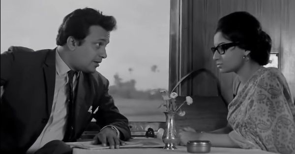 You may have seen Satyajit Ray's classic film 'Nayak', but you can't have read the book (yet)