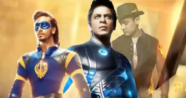 Watch: These Bollywood mashups of 'Avengers: Infinity War' will keep you busy till the film releases