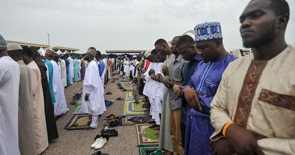 In Ghana, mosques have been asked to use text or WhatsApp messages for call to prayer
