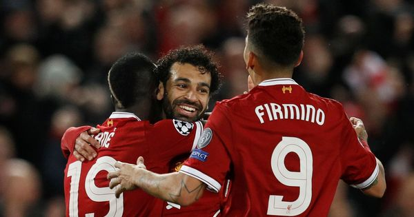 'Give Salah two Ballon d'Ors': Twitter in awe as Liverpool demolish Roma 5-2