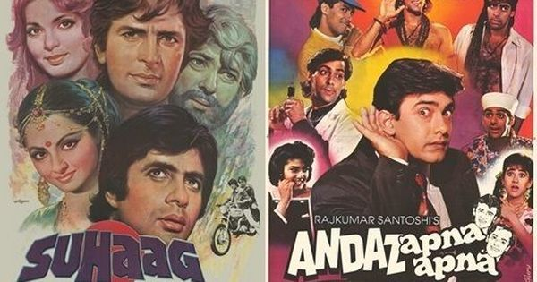 NFAI adds 71 films in rare 16 mm print, including 'Pinjara', 'Suhaag' and 'Andaz Apna Apna'
