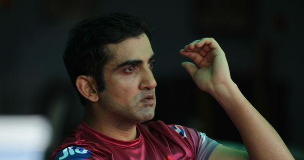 Gambhir to forego Delhi Daredevils salary, will take call on playing career post IPL: Report