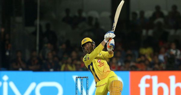 'The legend grows': Dhoni's 34-ball 70 in a thriller against RCB sends Twitter into a frenzy